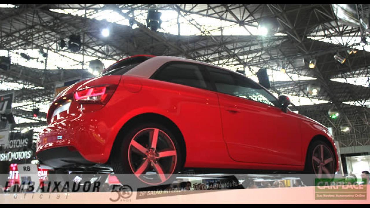 Especialistas dizem que o Audi A1 está caro demais