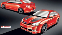 Ford Focus by RK Sport