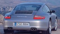 All-wheel-drive Porsche 911 Carrera 4S