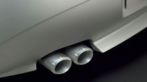 BMW Z4 Coupe Exhaust