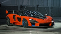 McLaren Senna at MCTC