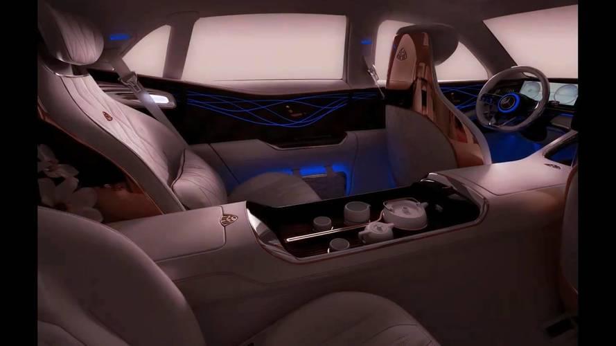 Mercedes, Pekin Otomobil Fuarı'nda neler sergileyeceğini açıkladı