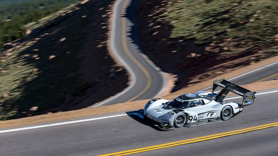 Watch VW's Record-Setting Pikes Peak Run [UPDATE]