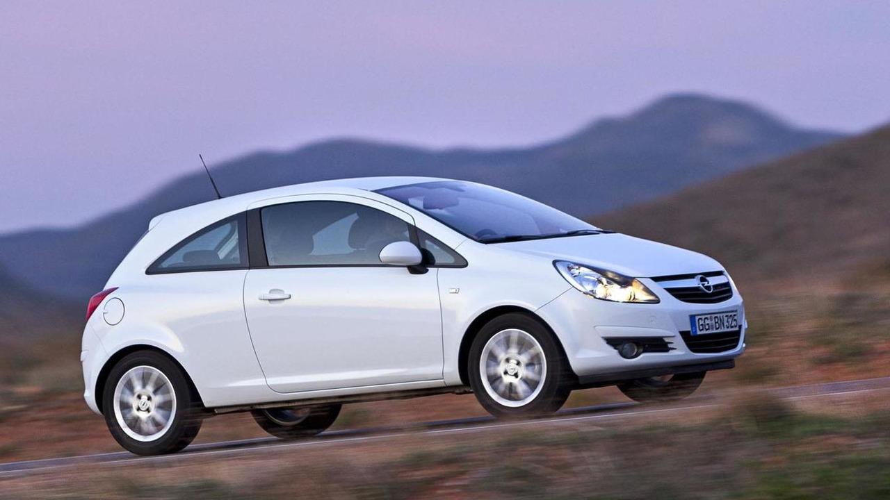 2013 Opel Corsa 1.3 CDTI ecoFLEX 15.10.2012