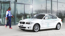 BMW 1-Series ActiveE for 2012 Olympic and Paralympic Games 26.4.2012