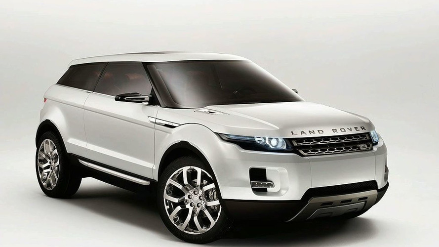 Land Rover LRX Leaked Again