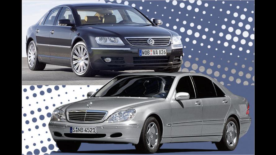 20 unverschämt preiswerte Nobelautos