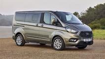 Ford Tourneo Custom facelift