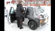 Opel Allegra erwischt