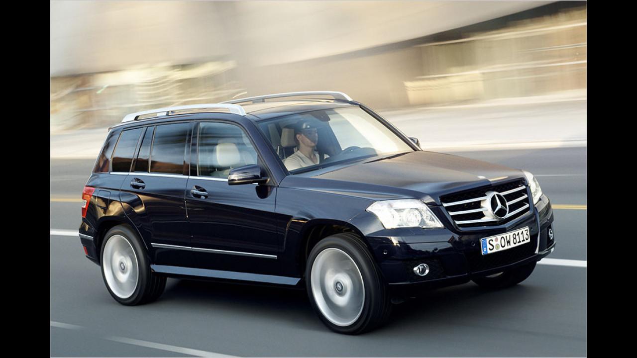 Mercedes GLK (2008)