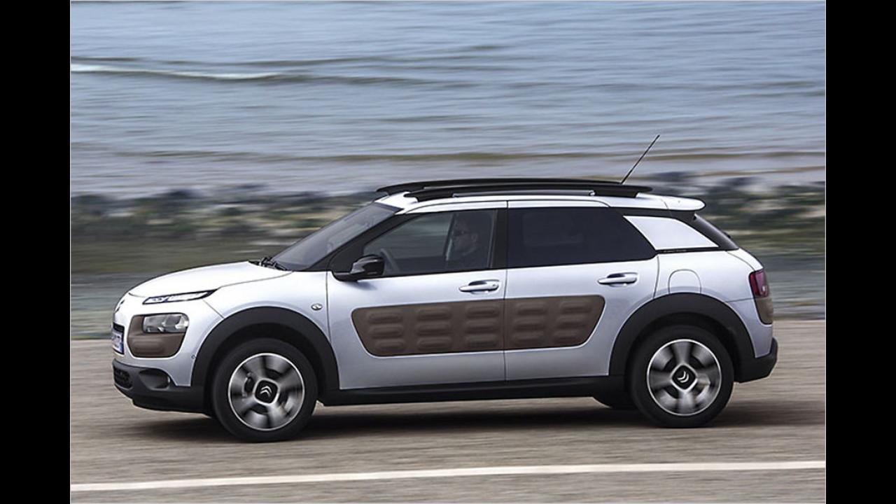 Flop: Citroën C4 Cactus