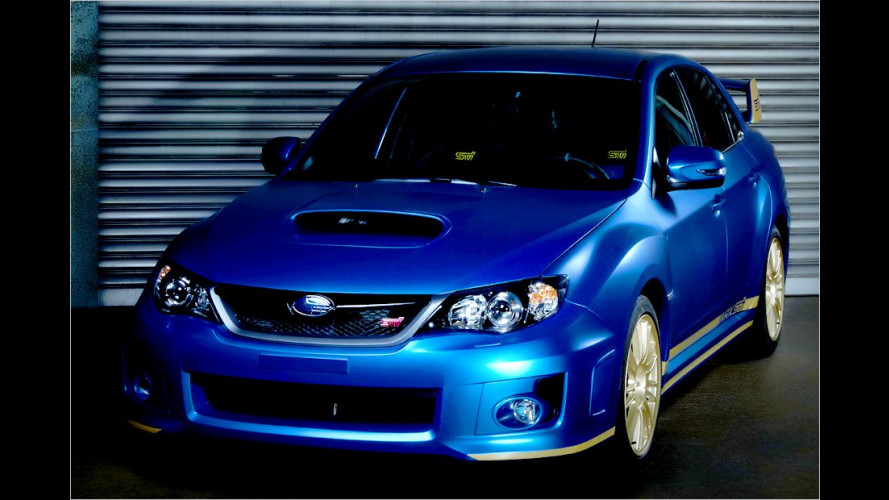 Subaru: Für Essen gewürzt