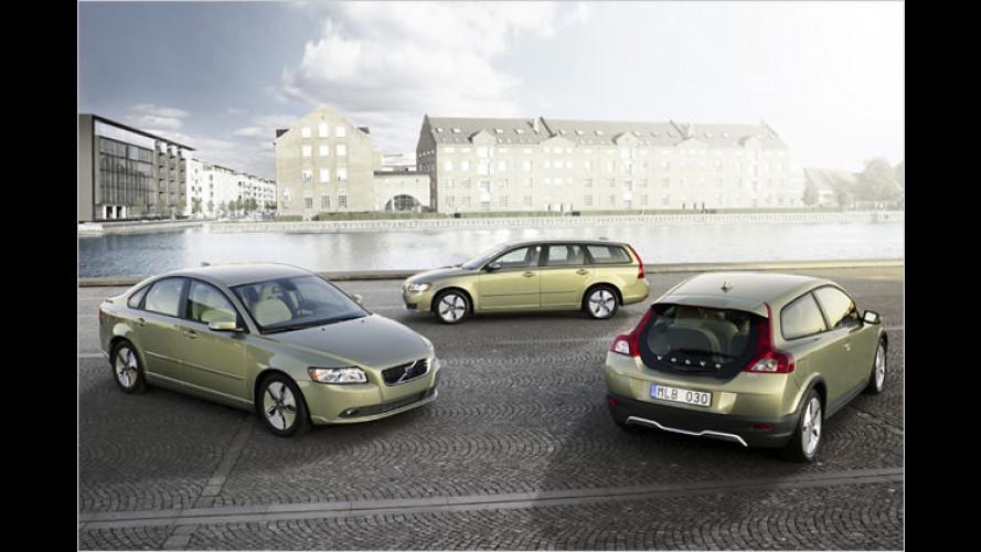 DRIve: Volvo präsentiert drei neue Spritspar-Modelle