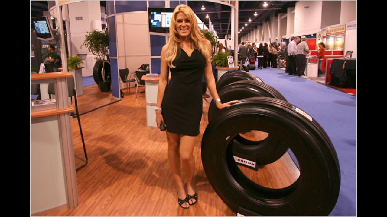 Na, wieder einen neuen Reifen für die Garten-Schubkarre gekauft?