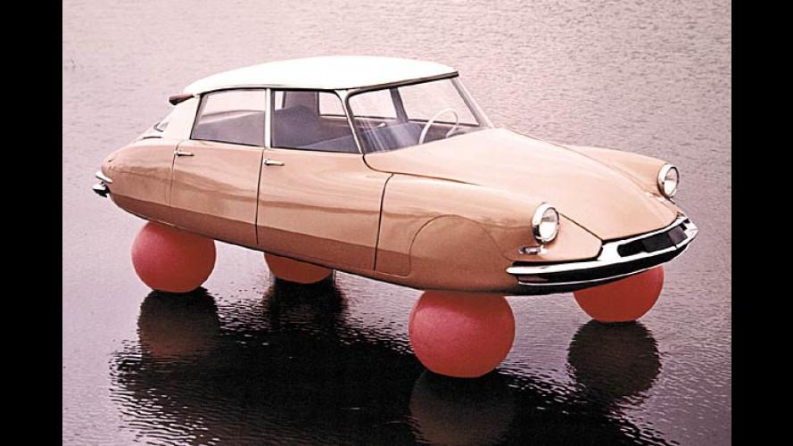 Citroën DS wird 50: Fahren wie die Göttin in Frankreich