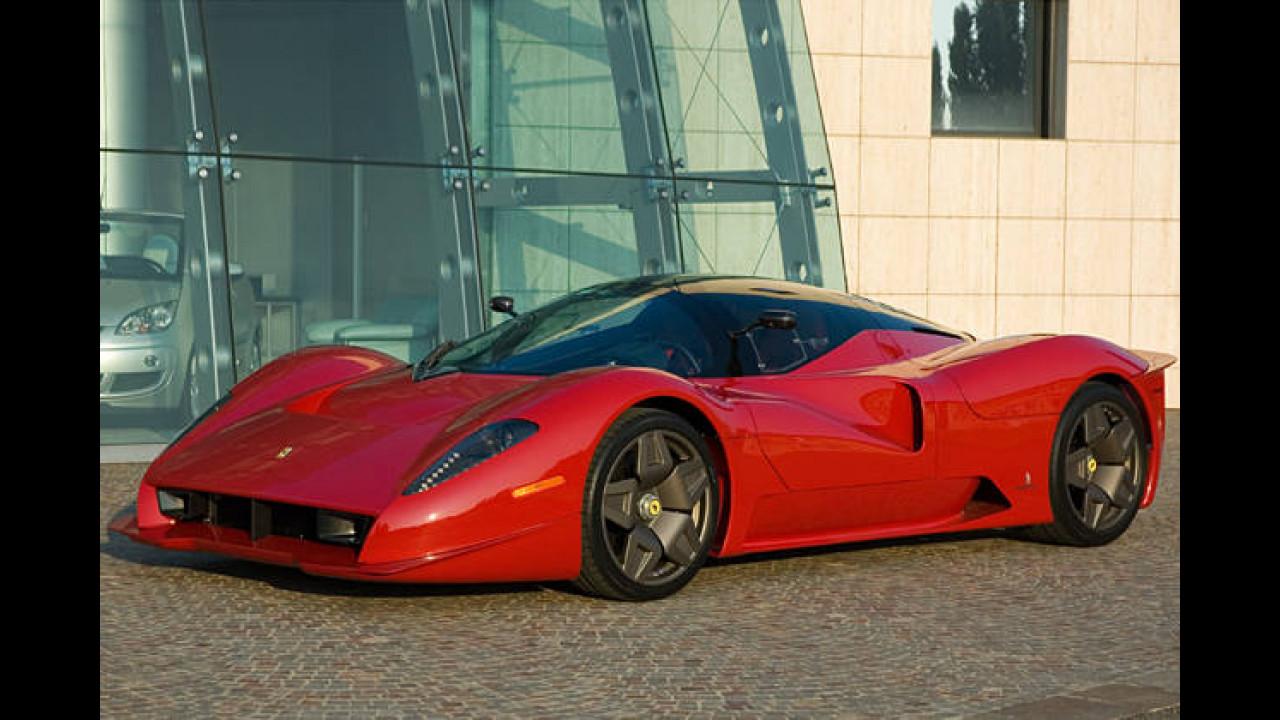 Sammlers Ferrari-Traum