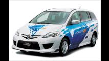 Neues Hybridfahrzeug