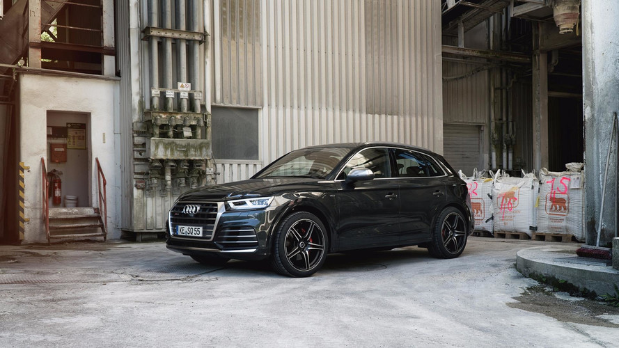 ABT Sportsline Audi SQ5'i güçlendirdi