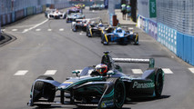 Jaguar Panasonic Racing At Formula E in NYC