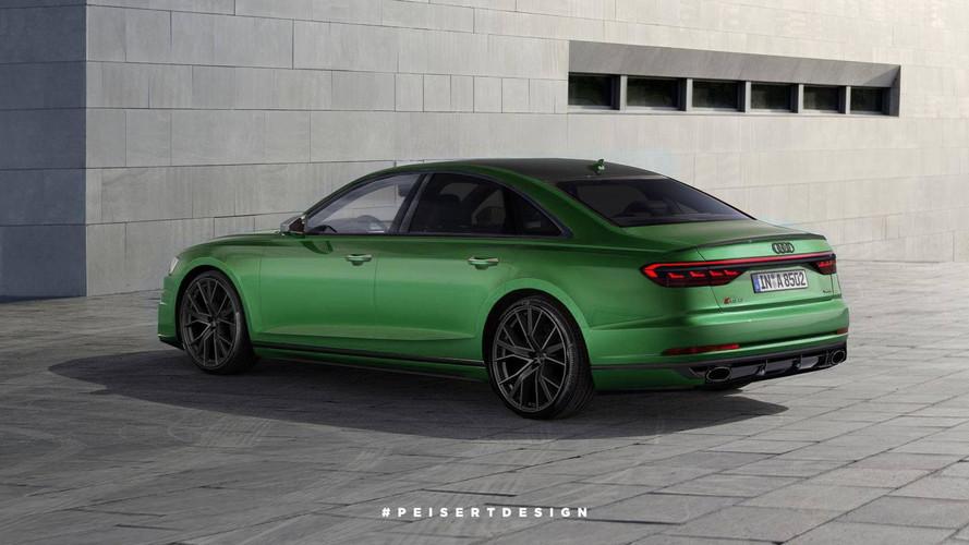 Audi RS8 Tasarım Yorumu