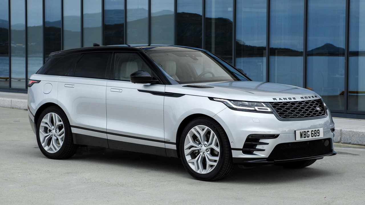 2018 Range Rover Velar Land Rover Usa Autos Post