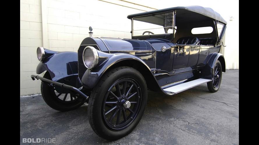 Pierce-Arrow Model 66-A4 7-Passenger Touring