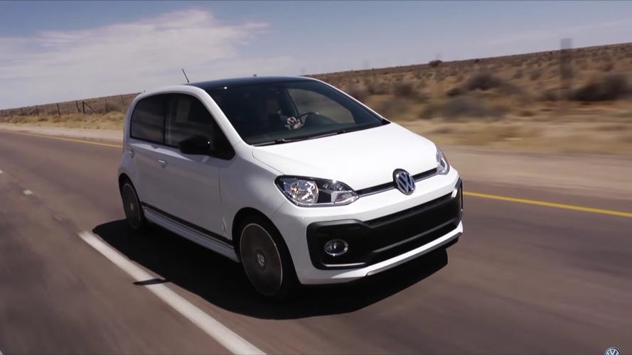 Vídeo - VW mostra novo up! GTI com bancos xadrez e câmbio de 6 marchas