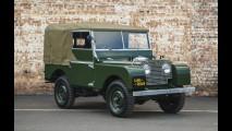 Land Rover vai restaurar (e vender!) 25 unidades do clássico Série 1