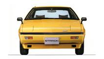 1982 - Mitsubishi Starion