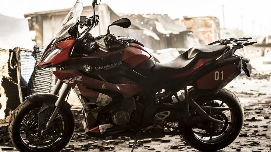 BMW S 1000 XR aparece no último filme da série Resident Evil