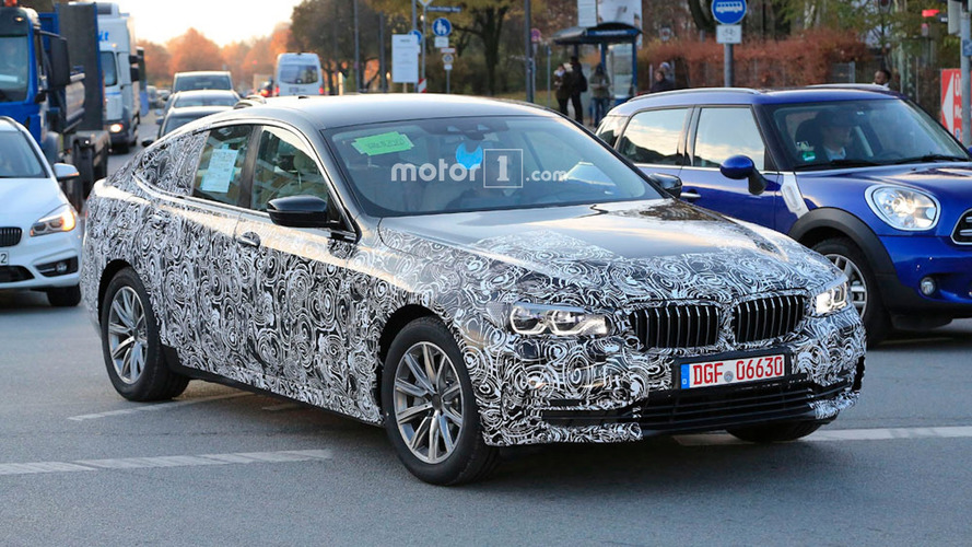 BMW 6 Series GT shows off even more in new spy shots