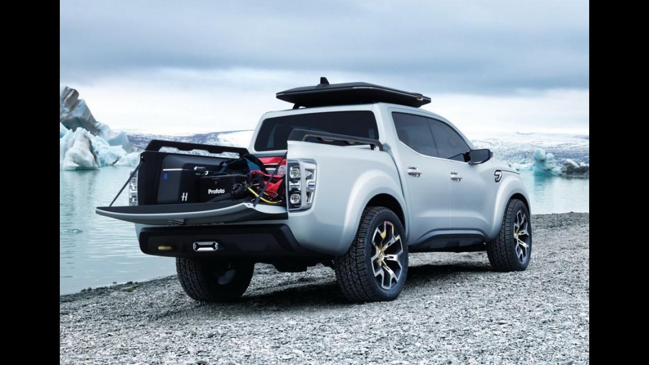 Renault Alaskan: inédita picape média estreia nesta semana