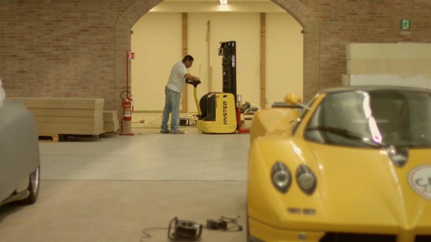 La nouvelle usine Pagani à San Cesario