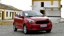 Ford Ka Hatch e Sedan - 2016