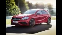 Nova geração do Mercedes A45 AMG deve superar os 400 cv e ser ainda mais radical