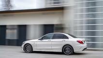 Mercedes-AMG-C-43 blanco