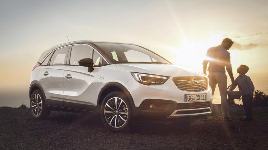 Opel Crossland X - Le Mokka X n'est plus seul