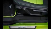 Pimentinha: smart fortwo Brabus de 120 cv será mostrado em Genebra
