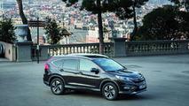 Euro-spec 2015 Honda CR-V