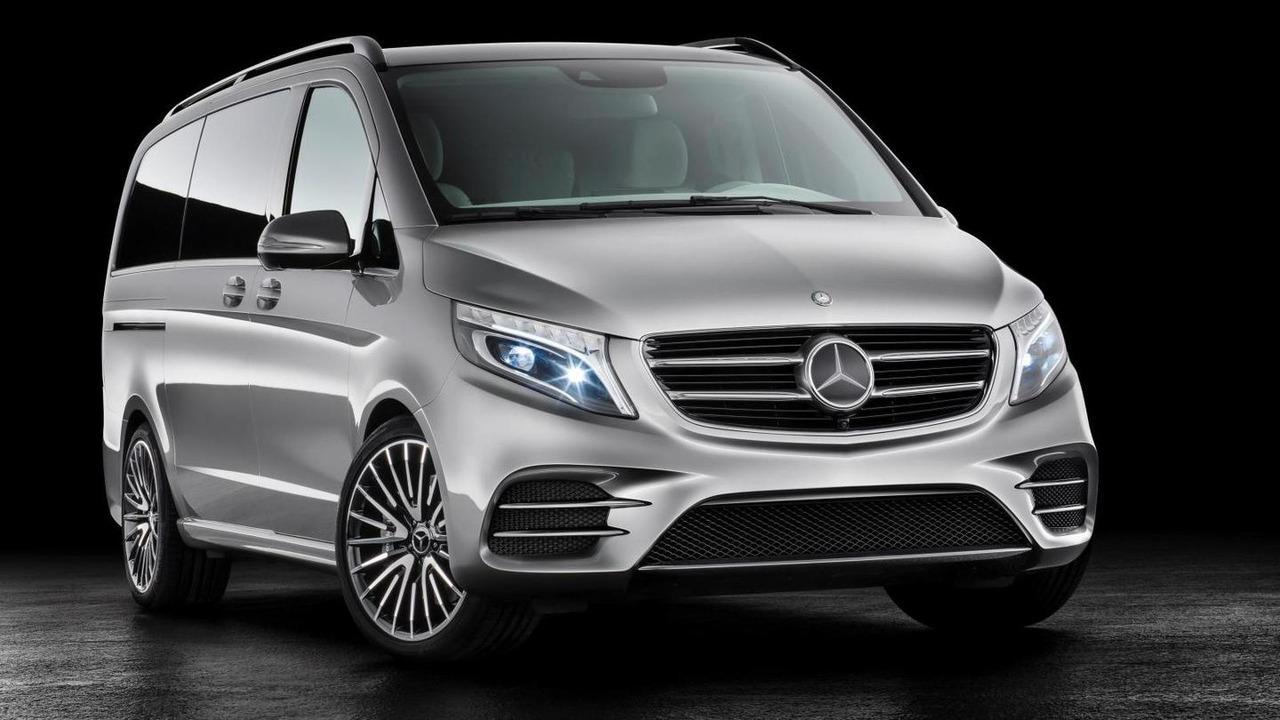 Mercedes-Benz Concept V-ision e