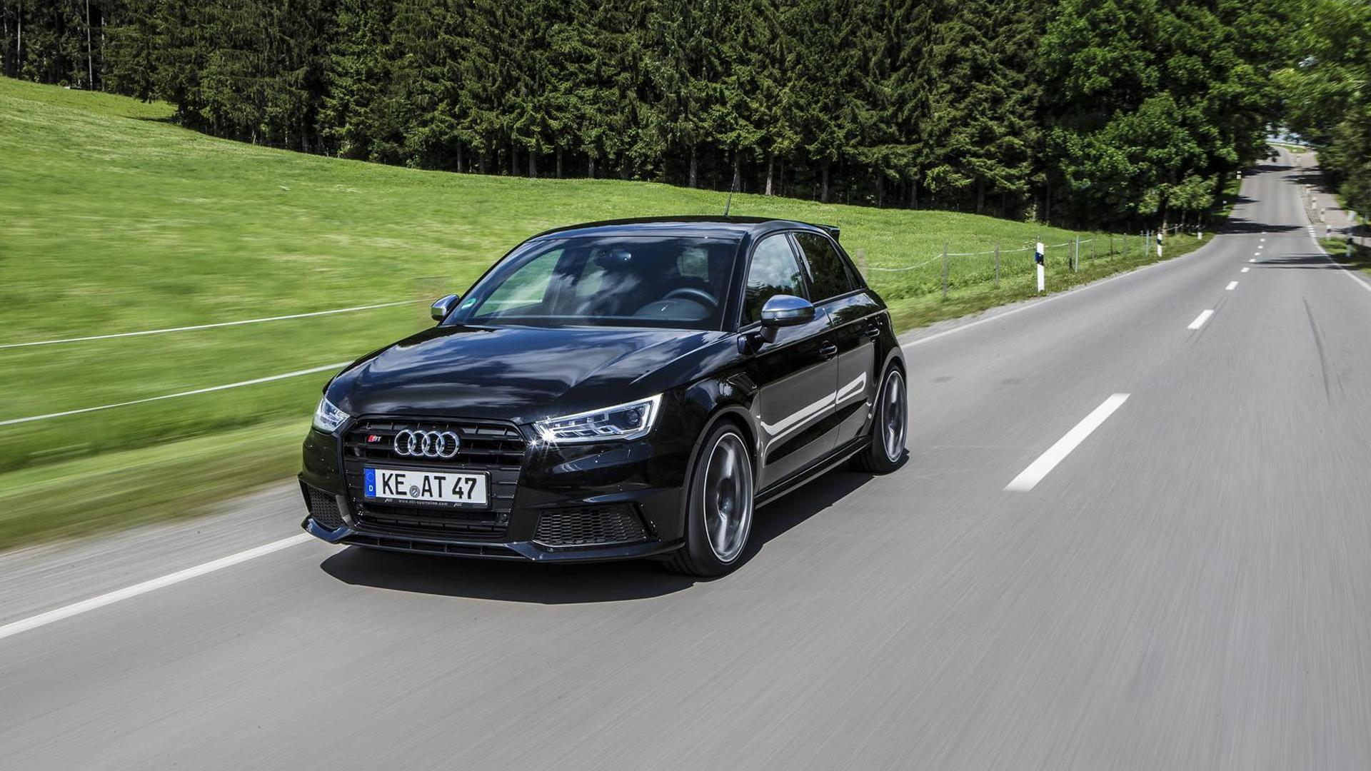 Audi S1. Тюнинг от ABT Sportsline