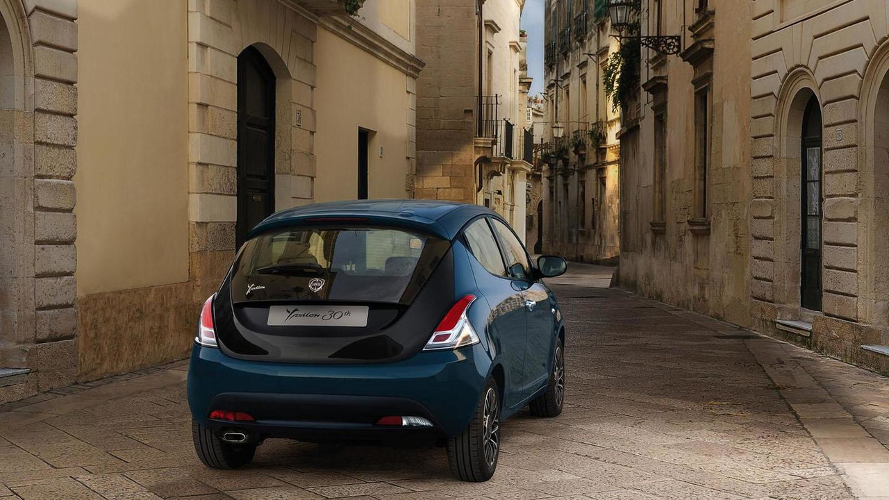 Lancia Ypsilon 30th Anniversary Edition