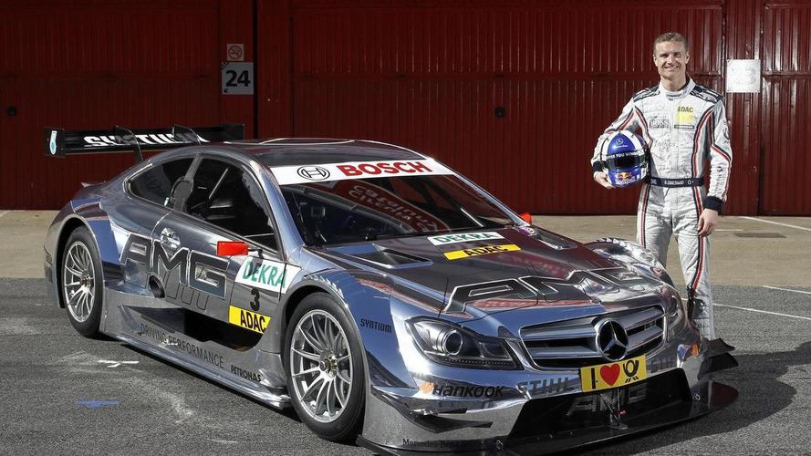 Coulthard retires from DTM