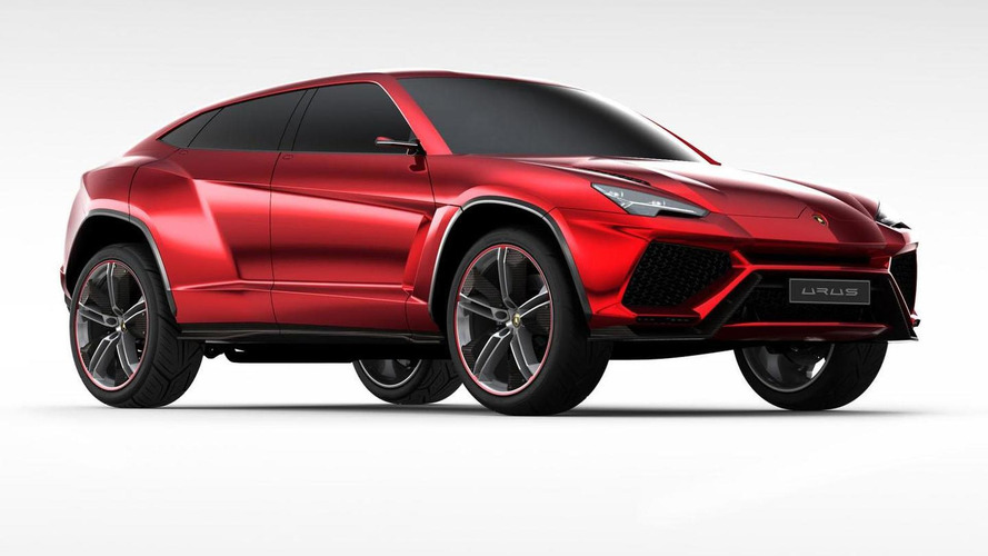 Lamborghini Urus could get a turbocharged engine - report
