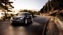 2013 Buick Regal 31.8.2012