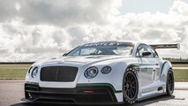 Bentley Continental GT3 race car to debut at Goodwood