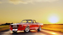 Classic Recreations present '67 Shelby GT500CR Convertible with 780hp