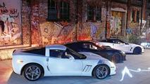 Corvette C6 Grand Sport, ZR1 and Z06 Centennial Edition