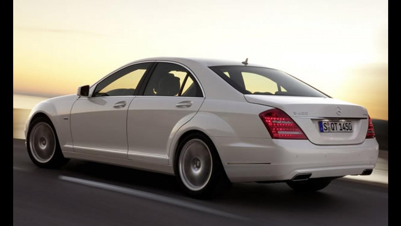 Mercedes-Benz comemora crescimento e mais de 1 milhão de unidades vendidas em 2012