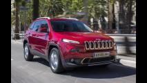 Novo Jeep Cherokee já aparece no Brasil - chegada às lojas será em agosto